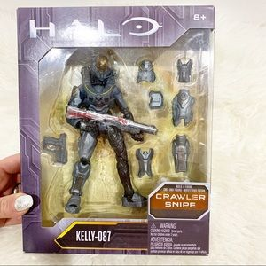 HALO CRAWLER SNIPE KELLY-087 ACTION FIGURE new